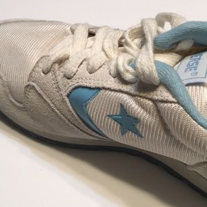 Converse Shoes - Size 8 Converse Blue & White Gym shoes! Old School